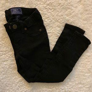 Gap Kids Black Skinny Jeans